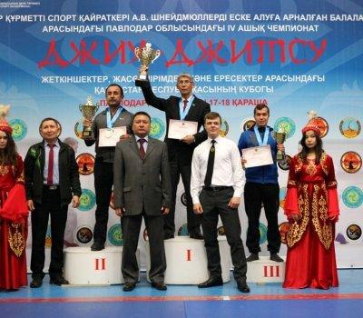 Кубок Казахстана по джиу-джитсу в разделе «Комбат». 17-18 ноября 2018 года, Казахстан, Павлодар