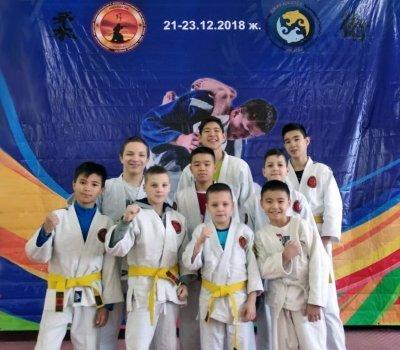 Международный турнир по комбат Джиу-Джитсу, посвященный Дню независимости Республики Казахстан